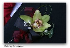 Before You Choose Wedding Flowers: Groom's Boutonniere Wedding Reception Planning, Wedding Planning Guide, Wedding Ideas, Orchid Boutonniere, Wedding Consultant, Cymbidium Orchids, Whimsical Wedding, Wedding Wishes, Save The Date