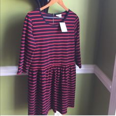 Striped Dress Relisting Dresses