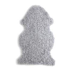 LUDDE Schaffell IKEA Echtes Fell hat natürliche isolierende Eigenschaften, die es warm und gemütlich machen.