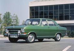 Opel Kadett B (1965-1973)