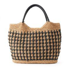 Straw Handbags, Handbags On Sale, Purses And Handbags, Summer Purses, Summer Bags, Diy Clothes Update, Purse Patterns Free, Large Crossbody Bags, Tote Bags