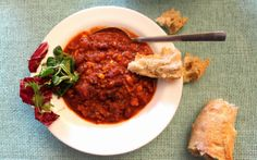 Chili con carne a la Amor&Kartoffelsack