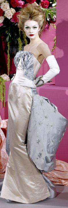 Christian Dior spring 2010 HC.