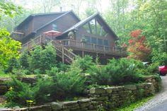 Bear Mountain Lodge, #VisitPennState