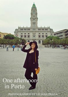 Rita Giacco: ONE AFTERNOON IN PORTO