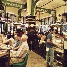 Hotel Ace, new york,20 west 29st. El Oysters bar es el restaurante perfecto para cenar con un super ambiente y tomar copas!!!