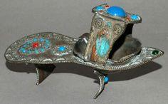 Turkish ashtray British Museum