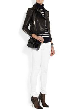Frame Denim|Le Color mid-rise skinny jeans|NET-A-PORTER.COM
