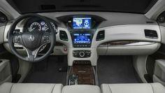 Acura MDX 2016 Interior