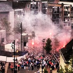 #willemII promoveerd naar eredivisie 2012 by @janvaneijndhoven - #Instagram