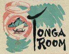 Tonga Room TIKI Hall of Fame