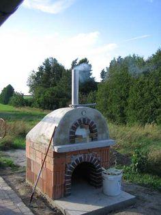 www.spoerl-online.de - Die Infoseite für Spörls+Friends - Pizzaofen Bau Dokumentation