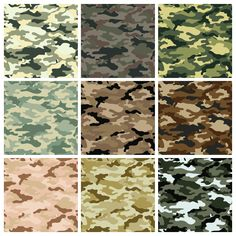 T/C camouflage printed fabric About In Roll Standard Qualit Mode Camouflage, Camouflage Patterns, Military Camouflage, Army Camo, Military Style, Camo Wallpaper, Camo Designs, Camo Colors, Airbrush Art