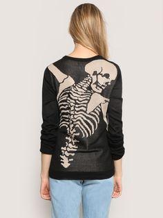 1b0a923586e8b Skeleton Sweater - Gypsy Warrior Gypsy Warrior