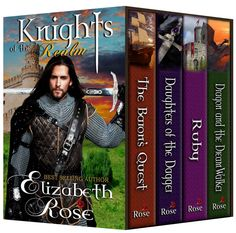 Knights of the Realm Boxed Set - Medieval Sampler: (First Books in a Series) - Kindle edition by Elizabeth Rose. Romance Kindle eBooks @ Amazon.com.
