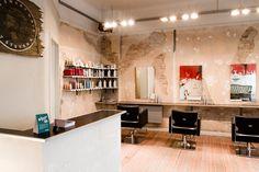 Friseur Hair Sweet Hair, Berlin Design und Innenausbau www.ein-raumkonze... www.hairsweethair...
