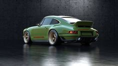 Porsche 911 (1990) By Singer And Williams