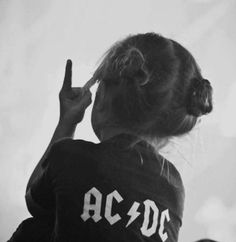Start them Young? AC/DC