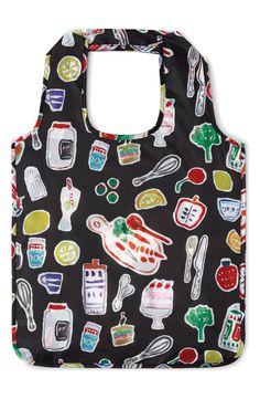 New kate spade new york print nylon shopping tote fashion online. [$16]?@shop.seehandbags<<