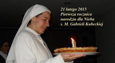 Wspomnienie o siostrze Gabrieli