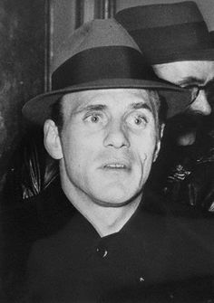 Important, famous and notable people from throughout history who died on this day. Search over famous deaths in our today in history database. Real Gangster, Mafia Gangster, Joe Gallo, Colombo Crime Family, Mafia Crime, Mafia Families, Al Capone, Today In History, Neutral