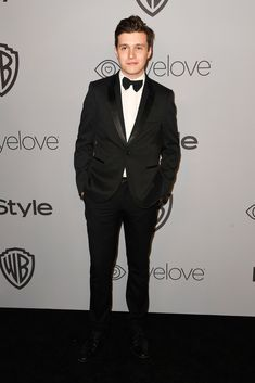 Nick Robinson Photos Photos - Warner Bros. Pictures And InStyle Host 19th Annual Post-Golden Globes Party - Arrivals - Zimbio