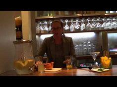 Bonefish Grill's Ocean Trust Tropic Heat Martini - YouTube