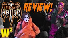 WCW Halloween Havoc 2000 Review   Wrestling With Wregret - YouTube