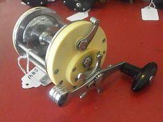 vintage baitcasting reels | Sporting Goods > Fishing > Reels > Baitcasting Reels