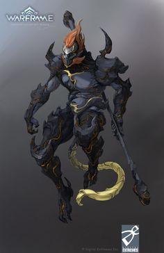 Fantasy Concept Art, Fantasy Character Design, Character Concept, Character Art, Fantasy Art, Alien Concept, Character Ideas, Lorde, Warframe Characters