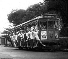 Niterói, Saco de São Francisco , 1947