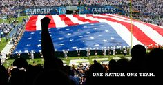 Follow the San Diego #Chargers on Facebook