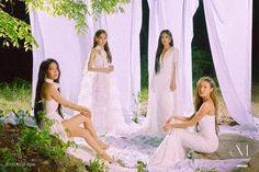 Twitter Bridesmaid Dresses, Prom Dresses, Formal Dresses, Wedding Dresses, Monsta X, South Korean Girls, Korean Girl Groups, Where Are We Now, Fandom