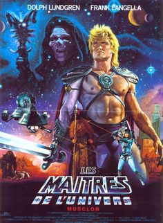 Masters do Universo (1987) Masters Of The Universe (07-08-1987)