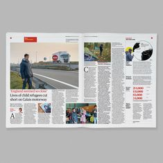Creative Director Alex Breuer and Deputy Creative Director Chris Clarke talks us through the thinking behind the Guardian's redesign