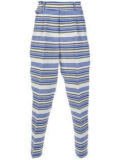 online retailer d5996 3180c Dolce   Gabbana Striped cotton trousers