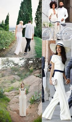 Bridal Jumpsuits From The High Street   Fly Away Bride