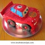 Cars Cake in Just 17 Simple Steps  OMG you have to look at the 2nd one.
