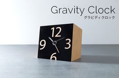Gravity clock 2138JPY   For you Order products , payment can by Paypal. Product URL and  item number please contact me by email. biz@creatorplaneta.jp  i will reply total price(item price + shipping cost)  and after check the payment here, We will shipping its.