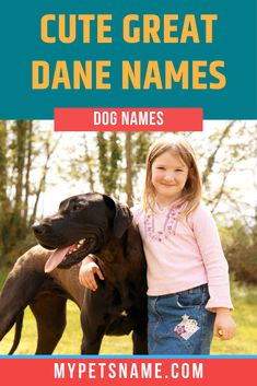 Make your horse-sized-dog feel slightly less intimidating and give them a cute little name that will always bring a smile to your face. Check out our list of cute Great Dane names for inspiration.  #greatdanenames #cutegreatdanenames #namesforagreatdane Great Dane Names, Cute Pet Names, Boy Names, Unique Girl Names, Tiny Puppies, Joy And Happiness, King Kong, A Funny, Cuddling