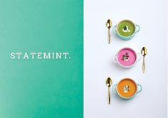 Le Creuset Cool Mint Launch Campaign #canvas #advertising #artdirection #shoot #lecreuset #coolmint #foodphotography Advertising Agency, Le Creuset, A Boutique, Art Direction, My Design, Campaign, Product Launch, Mint, Cool Stuff