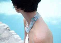 Sonnia Outfit, Crochet Necklace, Jewelry Design, Band, Fashion, Accessories, Outfits, Moda, Sash