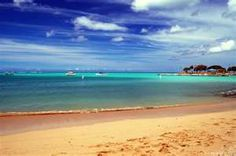 Hickam AFB beach