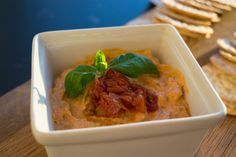 Goat Cheese and Sundried Tomato Dip