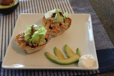 Chicken Chipotle mini Cups