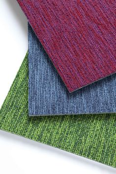 Advanced technology reinterprets the nostalgic beauty of a favorite pullover with a vibrant new kinetic energy with Rogue Knit. #modularcarpet #milliken #interiordesign #colortrends #color #inspiring #floorcovering #commercialdesign