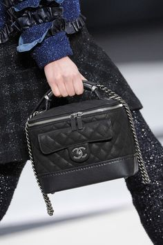 This is a lunch box!!  Chanel's Lunchbox Bag