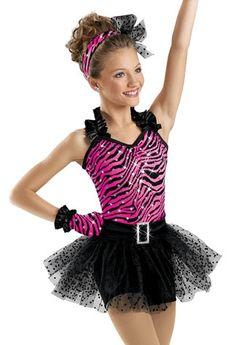 Costume de danse