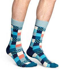 MINI SQUARE SOCK by happy socks