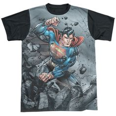 """Checkout our #LicensedGear products FREE SHIPPING + 10% OFF Coupon Code """"Official"""" Superman/superman Vs Doomsday-s/s Adult T- Shirt - Superman/superman Vs Doomsday-s/s Adult T- Shirt - Price: $24.99. Buy now at https://officiallylicensedgear.com/superman-superman-vs-doomsday-s-adult-shirt-licensed"""